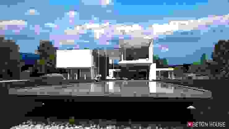 Beton House Minimalist houses