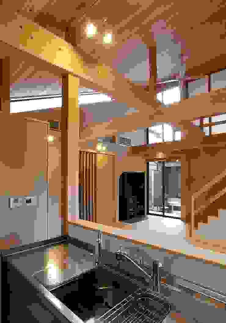 一級建築士事務所 想建築工房 Kitchen