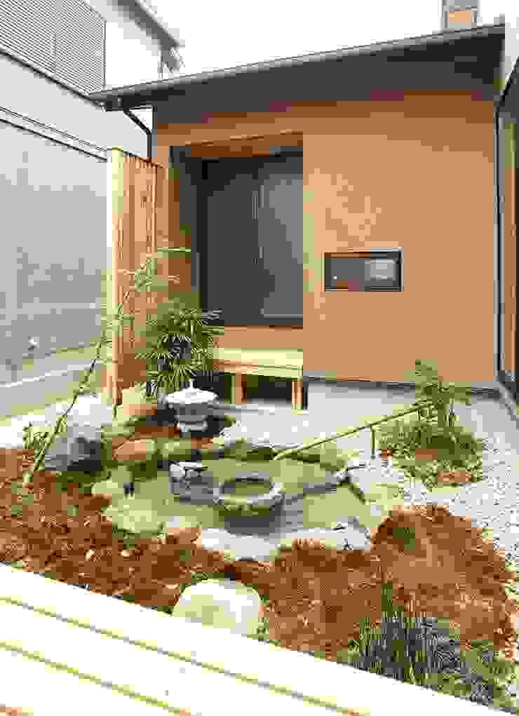 一級建築士事務所 想建築工房 Asian style garden