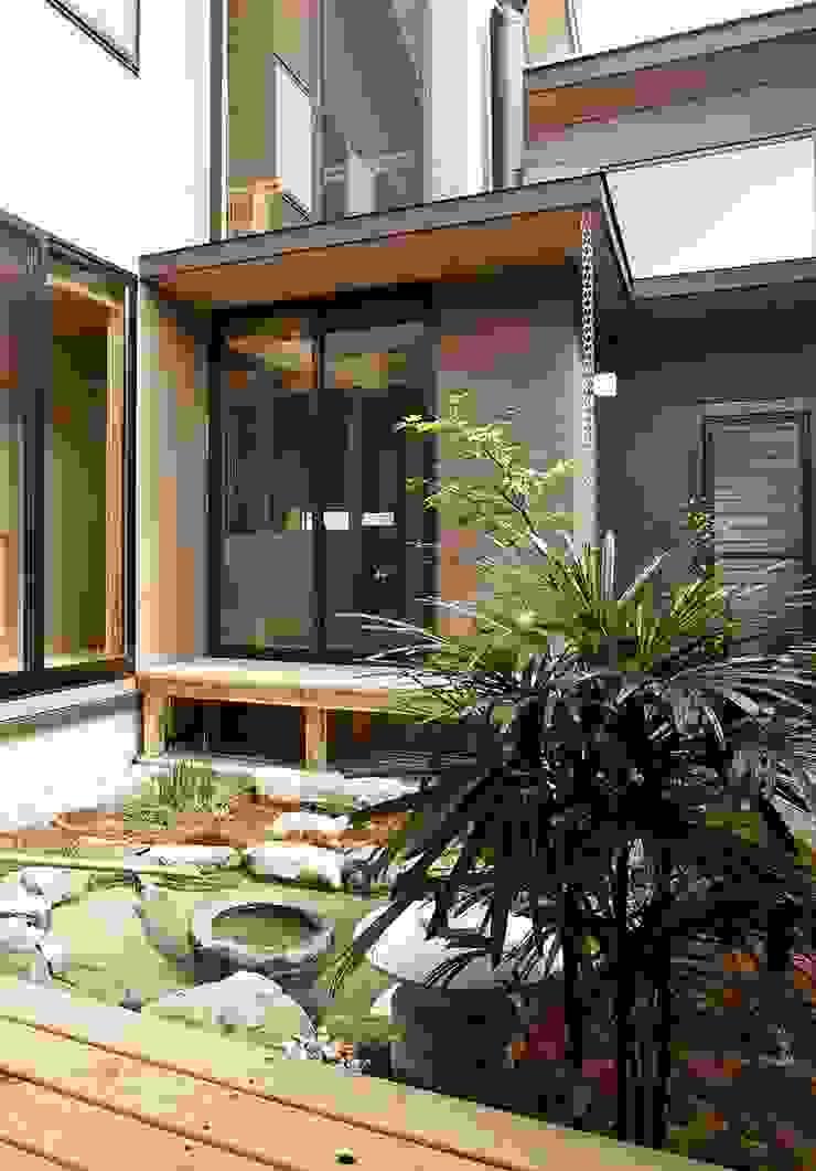 一級建築士事務所 想建築工房 Garden Pond