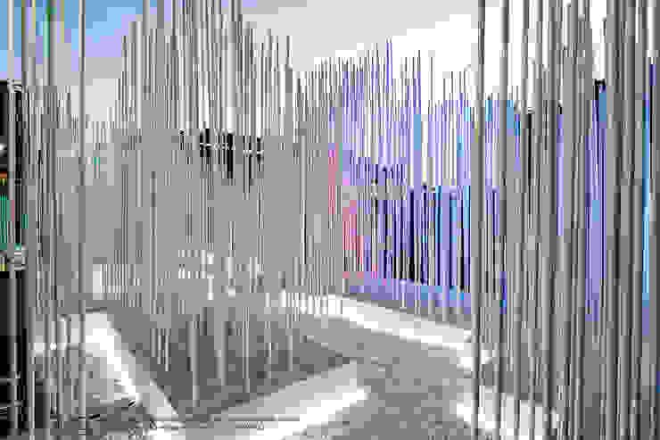 창동 Sounds, 4 Rest: 갓고다건축사사무소의 현대 ,모던 알루미늄 / 아연