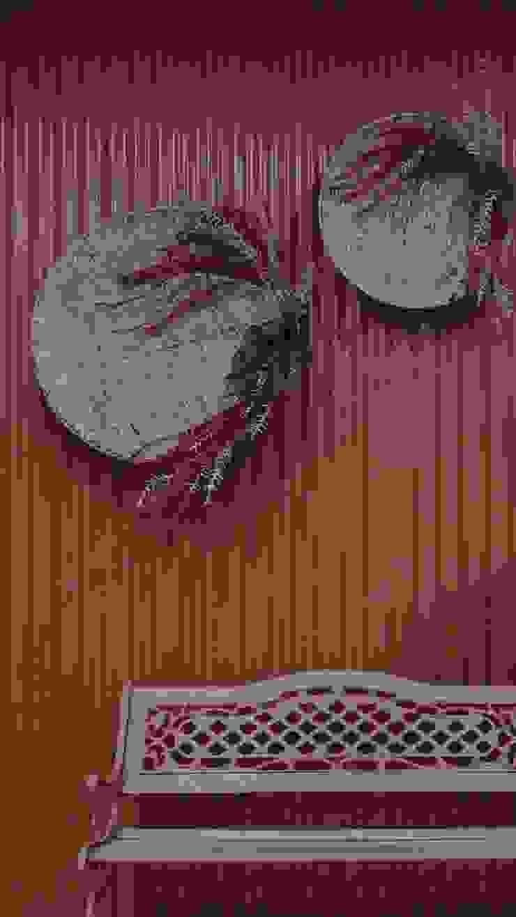 Rafaela Fraga Brás Design de Interiores & Homestyling Espaces commerciaux originaux Bambou Rouge