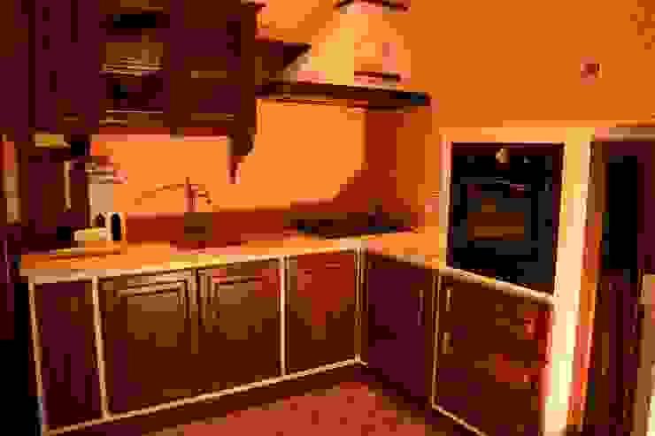 il falegname di Diego Storani Cocinas a medida