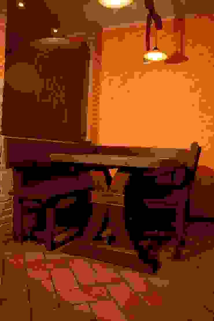 il falegname di Diego Storani KeukenTafels & stoelen