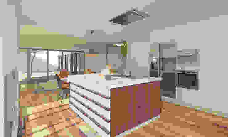 cozinha Braga por Alpha Details Moderno