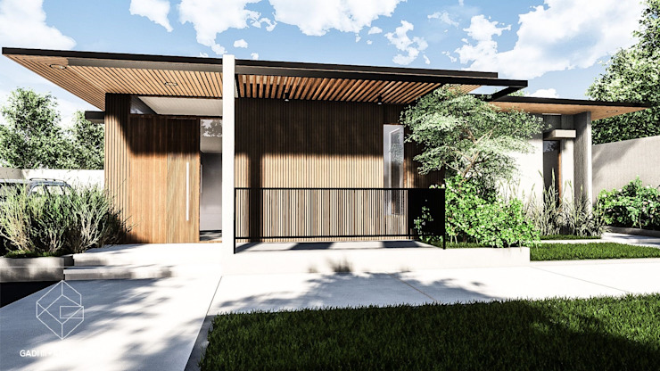 Panlaqui Residence by Gadi III + Architects