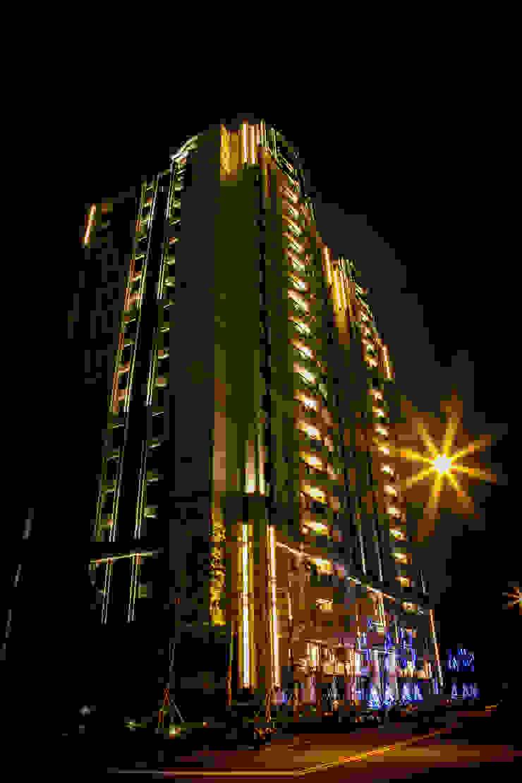 時代建設-時代四季大廈 根據 綠的照明科技有限公司 現代風