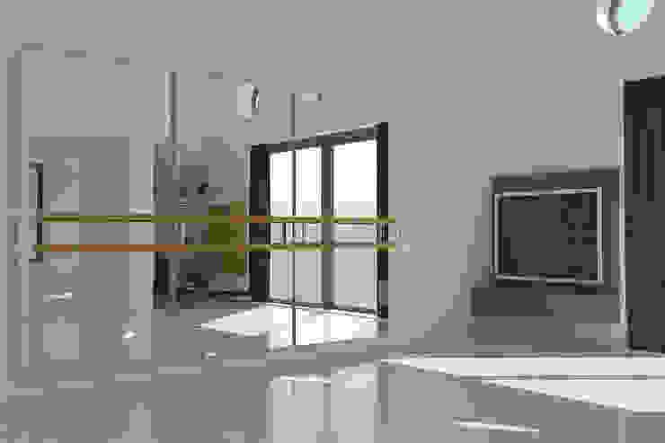 Bale Alanı Modern Fitness Odası Kalya İç Mimarlık \ Kalya Interıor Desıgn Modern Ahşap Ahşap rengi