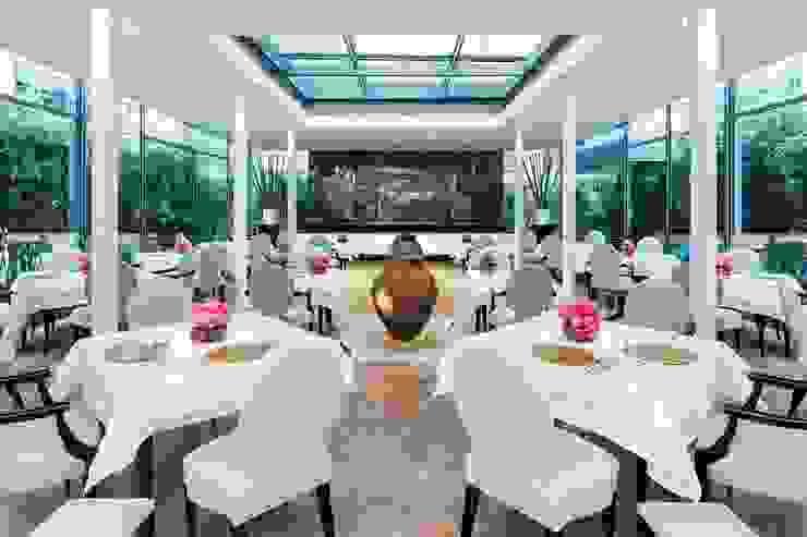 Sternerestaurant FACIL Moderne Gastronomie von M-Moebeldesign - Interior by BOCK Modern