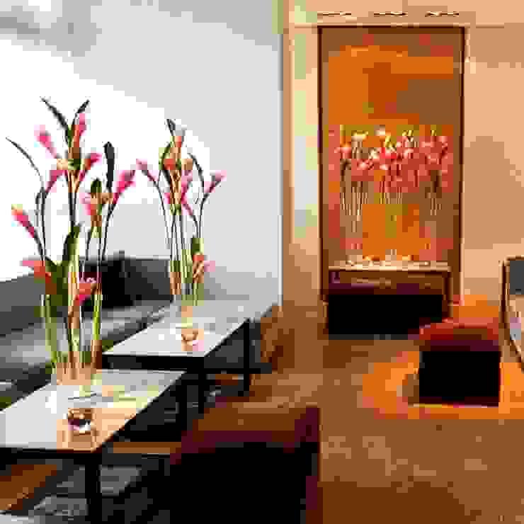 The Mandala - Lobby Moderne Hotels von M-Moebeldesign - Interior by BOCK Modern