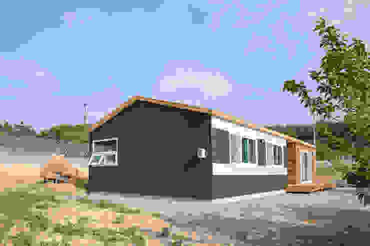 Exterior | 외관 by 공간제작소(주) 러스틱 (Rustic)