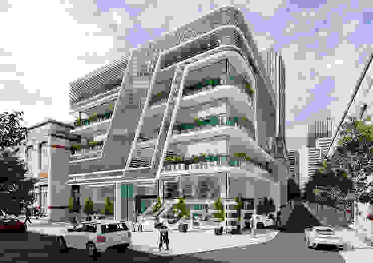 Văn Phòng Y12 bởi Hoang Long Green Châu Á