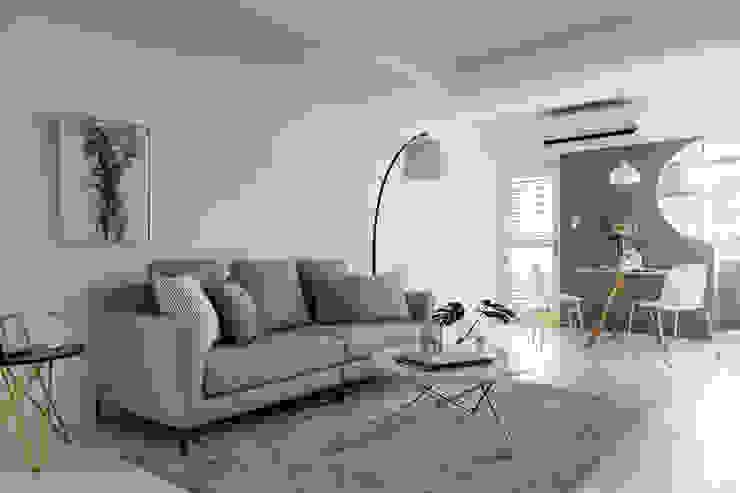 月 根據 寓子設計 北歐風
