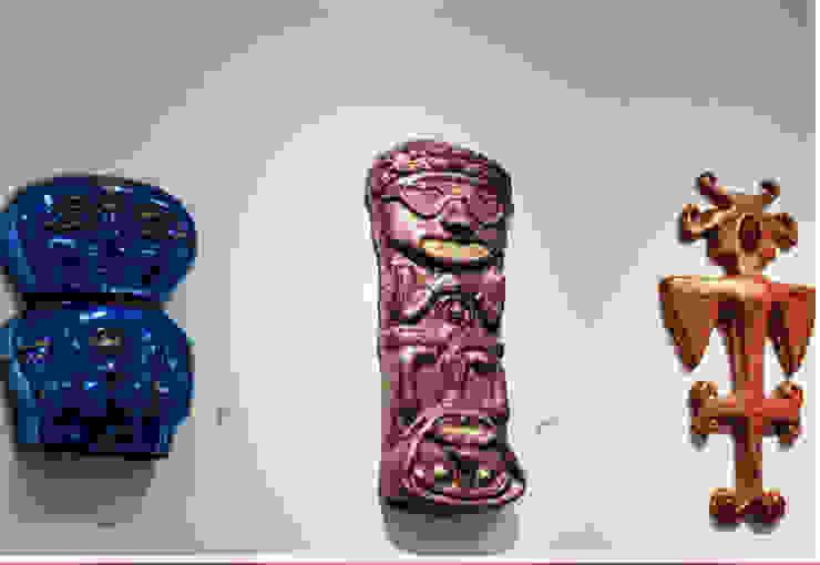Obras de Arte Juan Felipe López de Artvice Moderno Fibra natural Beige