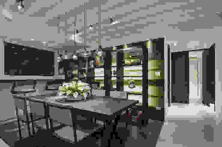 野性呼喚 根據 拾雅客空間設計 現代風 合板