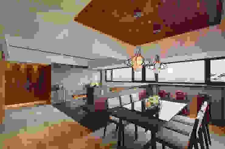 無限與線 根據 拾雅客空間設計 現代風 木頭 Wood effect
