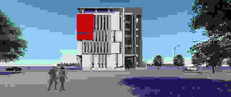精密廠房新建案 根據 尋樸建築師事務所 現代風