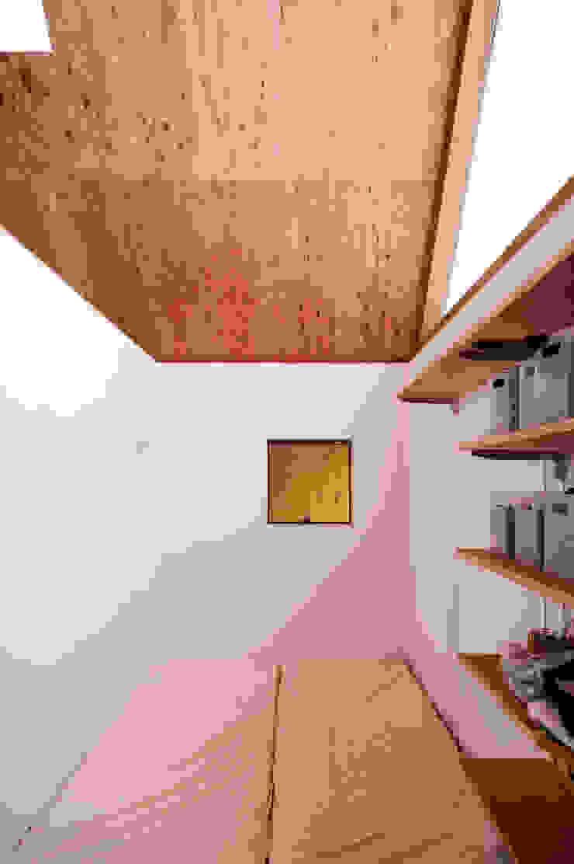 Takeru Shoji Architects.Co.,Ltd Chambre scandinave