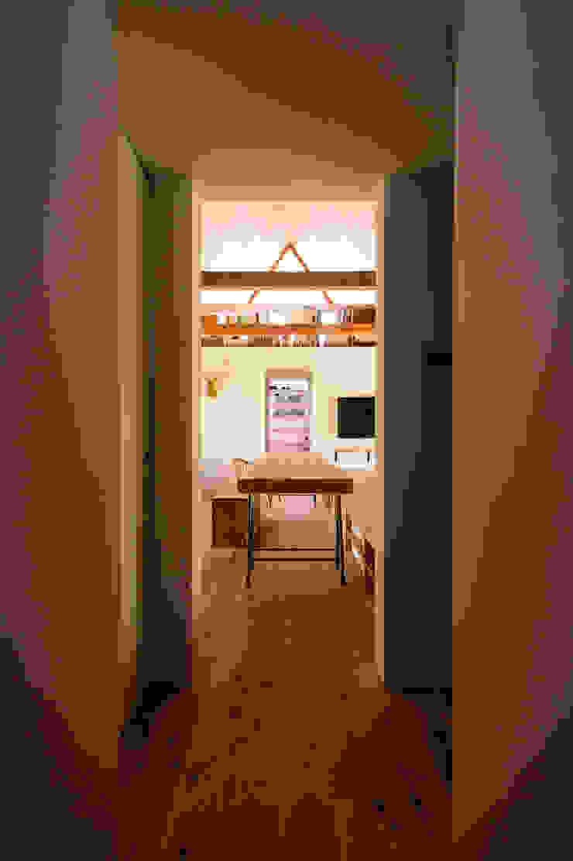 Takeru Shoji Architects.Co.,Ltd Salle à manger scandinave