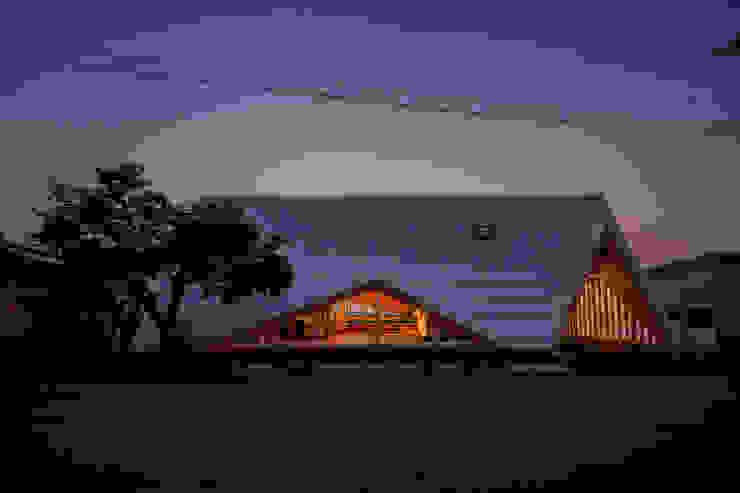 Takeru Shoji Architects.Co.,Ltd Maisons scandinaves