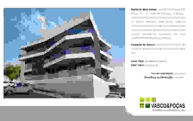 Vasco & Poças - Arquitetura e Engenharia, lda Будинки