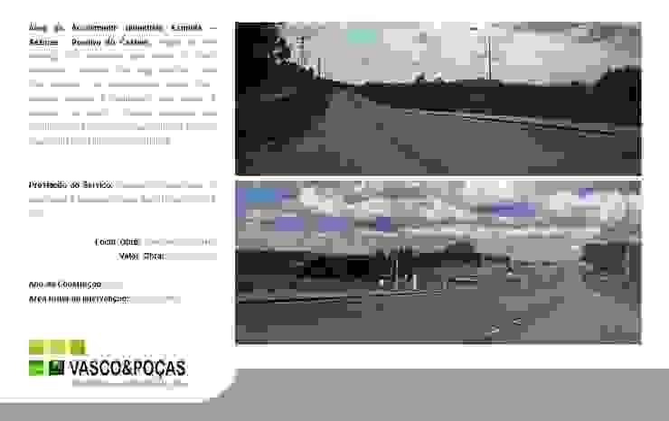 Vasco & Poças - Arquitetura e Engenharia, lda Industrial style houses