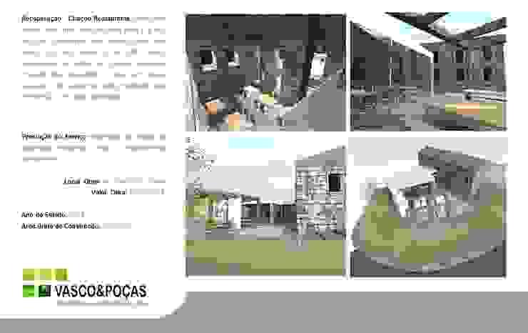 Vasco & Poças - Arquitetura e Engenharia, lda Gastronomy