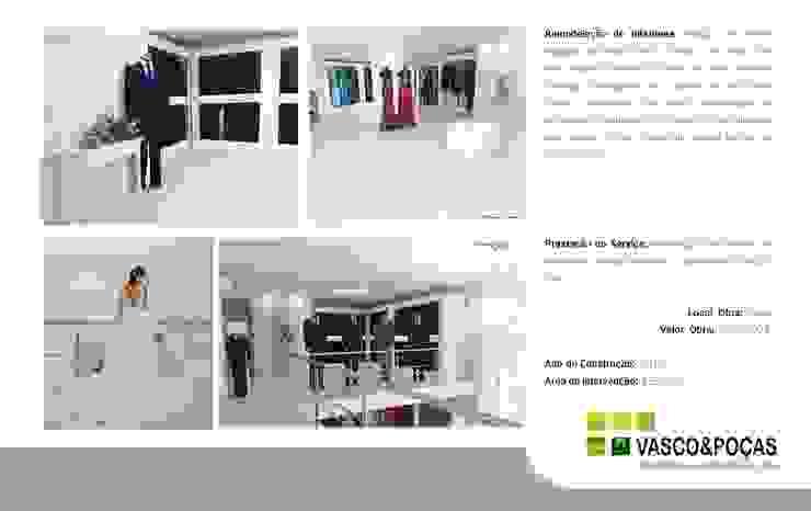 Vasco & Poças - Arquitetura e Engenharia, lda Offices & stores