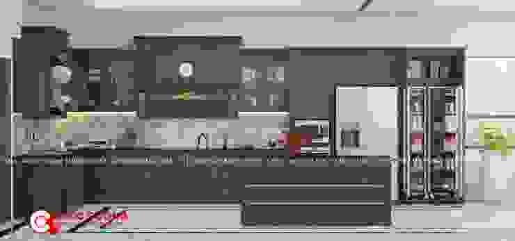 Tủ bếp Tủ Bếp Quốc Cường