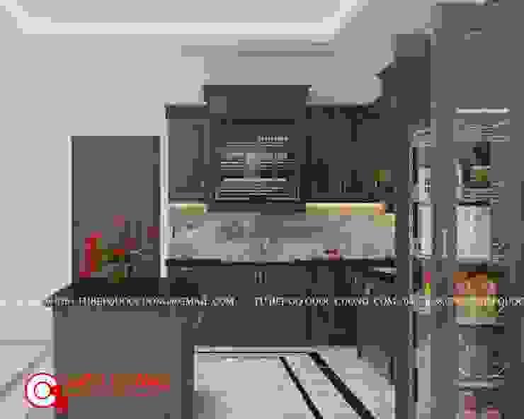 tủ bếp bởi Tủ Bếp Quốc Cường