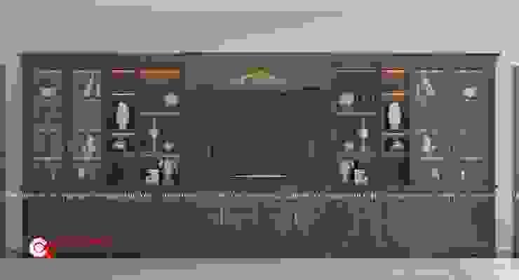 Tủ bếp, Tủ rượu SIÊU TO KHỔNG LỒ tại Đại Từ – Thái nguyên - Tủ Bếp Quốc Cường Tủ Bếp Quốc Cường