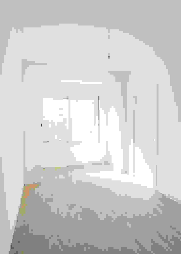 Nuevo diseño interior Dormitorios de estilo moderno de Grupo Inventia Moderno Hormigón