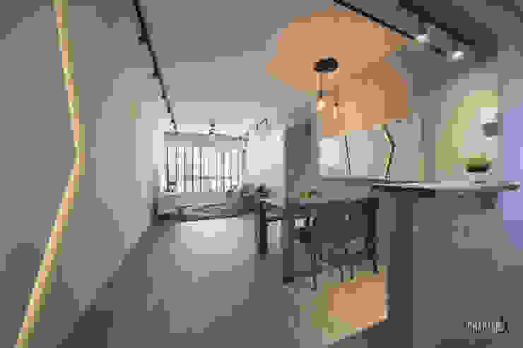 Living View Chapter 3 Interior Design Minimalist living room Grey