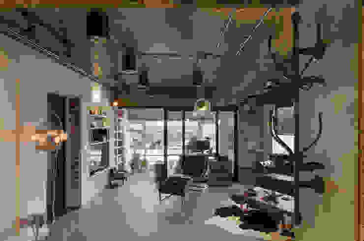 Loft 異世界 根據 拾雅客空間設計 工業風 水泥