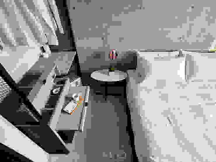 文舺 根據 境觀室內裝修設計有限公司 現代風 水泥