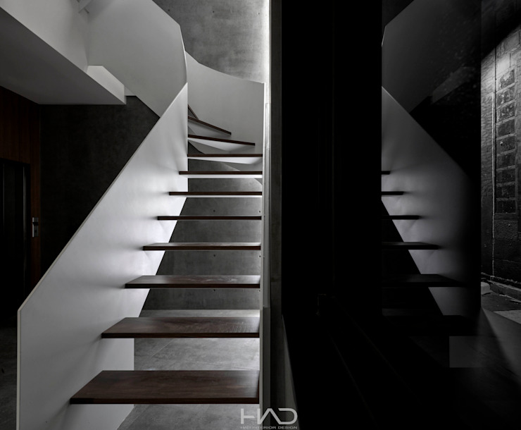 文舺 根據 境觀室內裝修設計有限公司 現代風 鐵/鋼