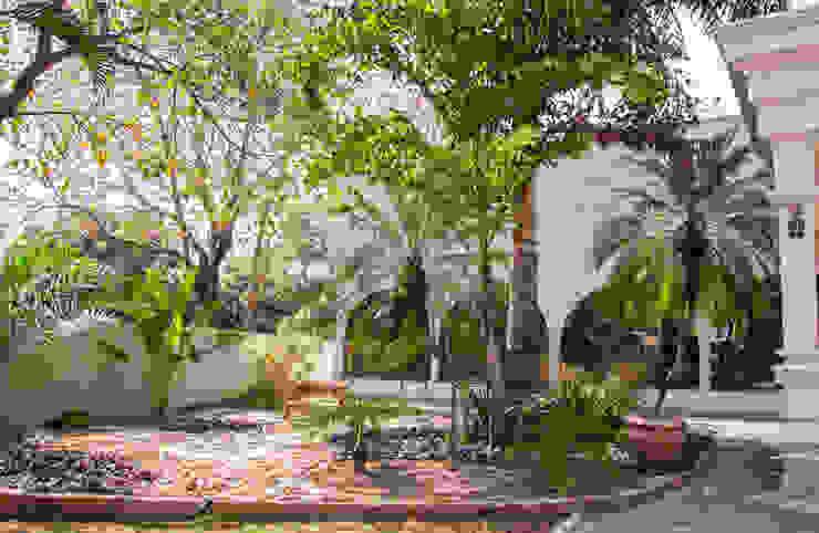 Projeto Comercial | Luzes e Jardins Locais de eventos clássicos por AJP ARQUITETOS ASSOCIADOS Clássico Vidro