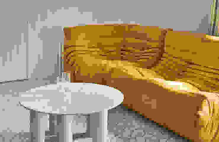 貳肆貳柒 No.2427: 斯堪的納維亞  by 懷特室內設計, 北歐風 布織品 Amber/Gold