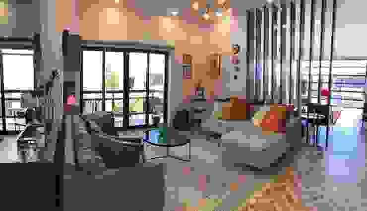 2 BEDROOM PENTHOUSE - Dumaguete City by MKC DESIGN