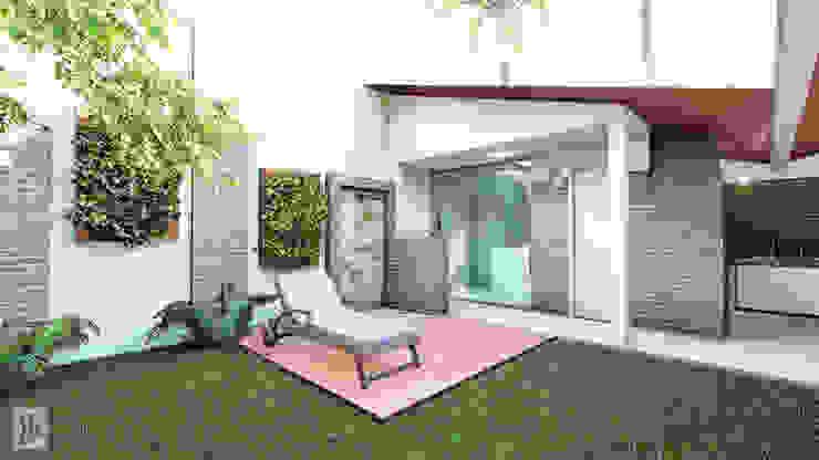 Deck Madeira por Joede Barbosa - Arquitetura e Interiores