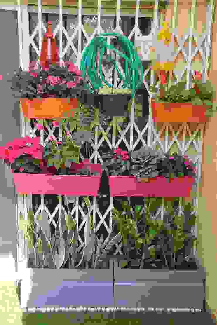 Custom Hanging plants Interioforest Plantscaping Solutions Balcony