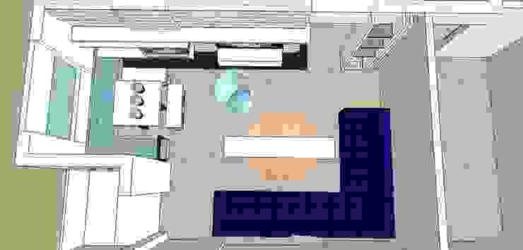 modern  by SERPİCİ's Mimarlık ve İç Mimarlık Architecture and INTERIOR DESIGN, Modern Textile Amber/Gold