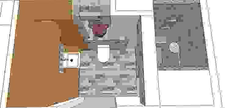 modern  by SERPİCİ's Mimarlık ve İç Mimarlık Architecture and INTERIOR DESIGN, Modern Ceramic