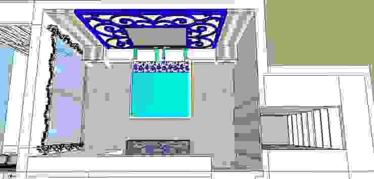 modern  by SERPİCİ's Mimarlık ve İç Mimarlık Architecture and INTERIOR DESIGN, Modern Solid Wood Multicolored