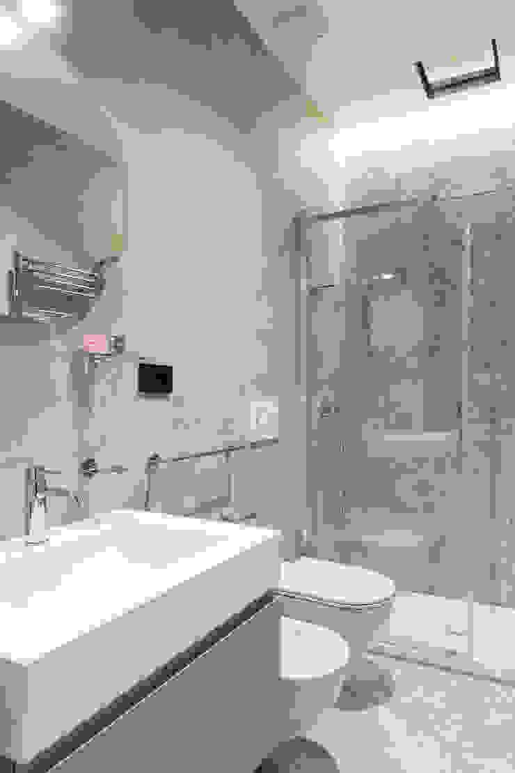 Grippo + Murzi Architetti Modern Bathroom