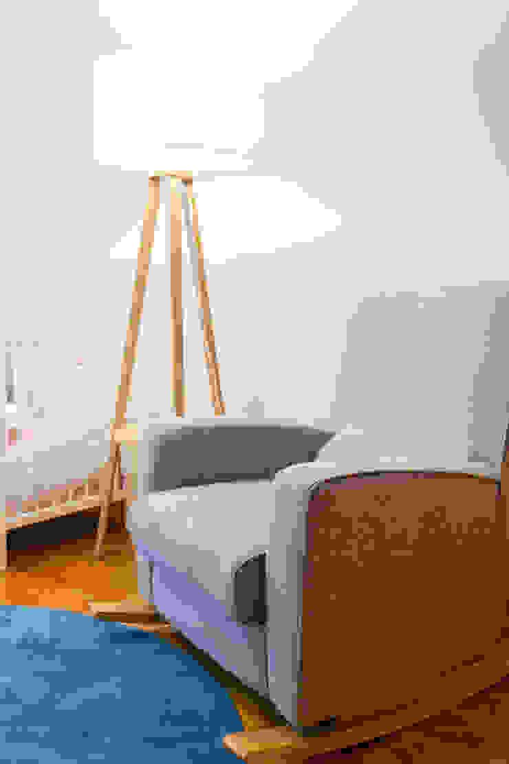 Traço Magenta - Design de Interiores Phòng chăm bé