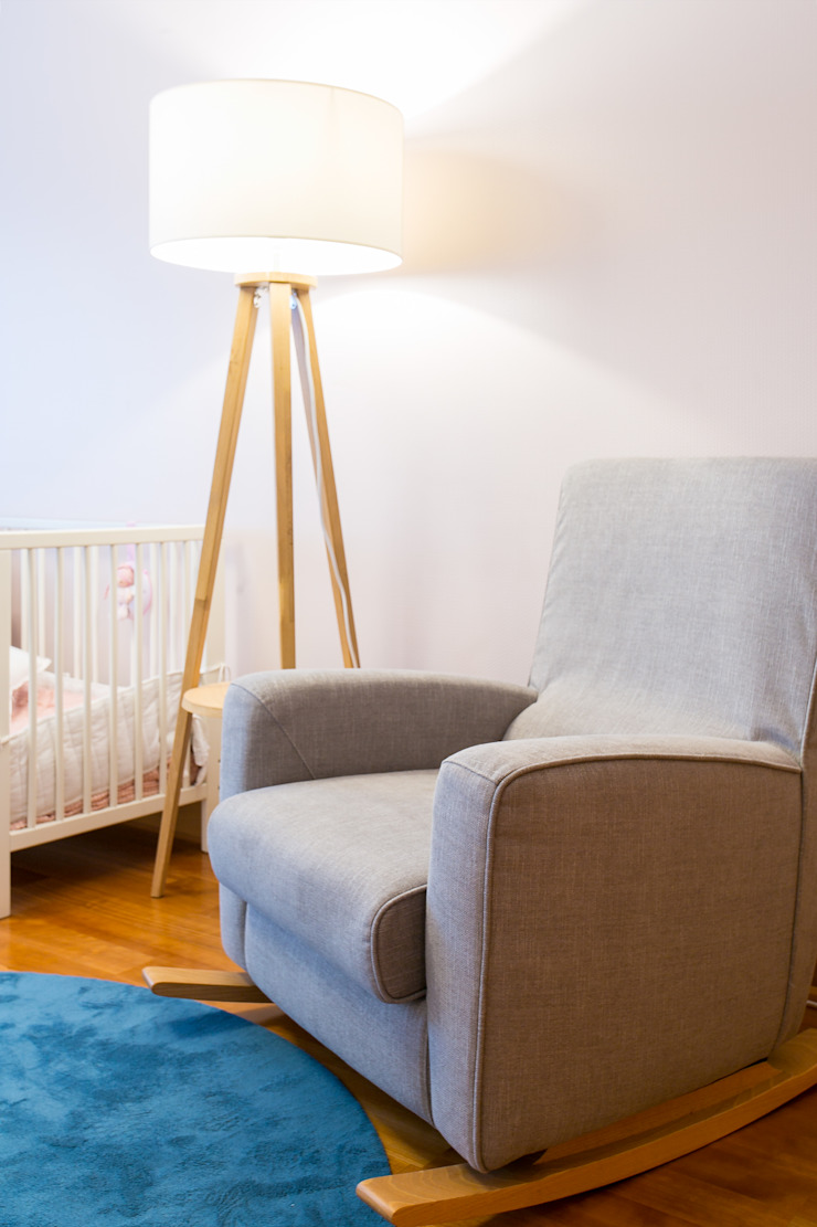 Traço Magenta - Design de Interiores Habitaciones de bebés