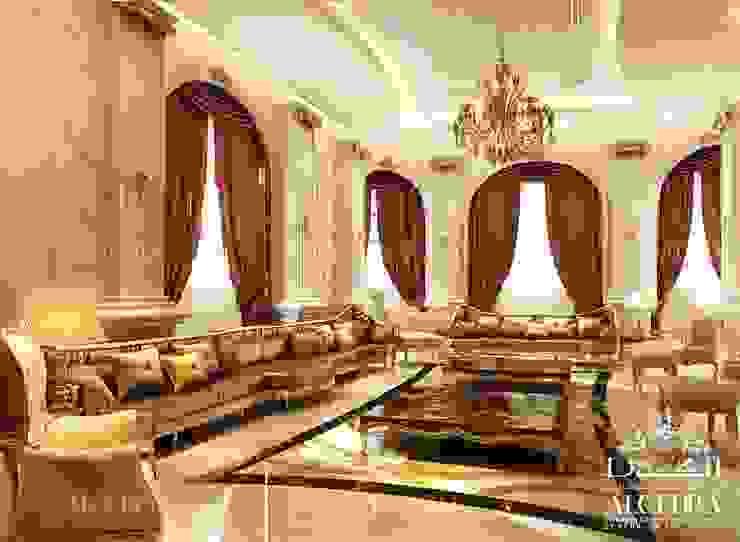 ديكور منزل على الطراز الكلاسيكي في دبي من Algedra Interior Design كلاسيكي