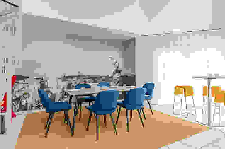 Nachher Cateringbereich - hyggelig! - Räume werden Teil der Unternehmenskultur von Interiordesign - Susane Schreiber-Beckmann gestaltet Räume.