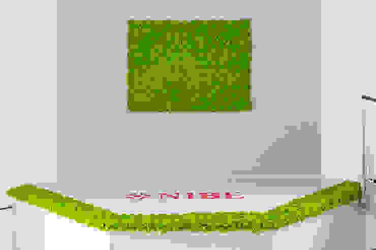 Nachher Galerie - hyggelig! Räume werden Teil der Unternehmenskultur von Interiordesign - Susane Schreiber-Beckmann gestaltet Räume.